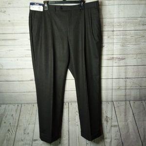 NWT Ralph Lauren Men's Pleated Front Dress Pant 40